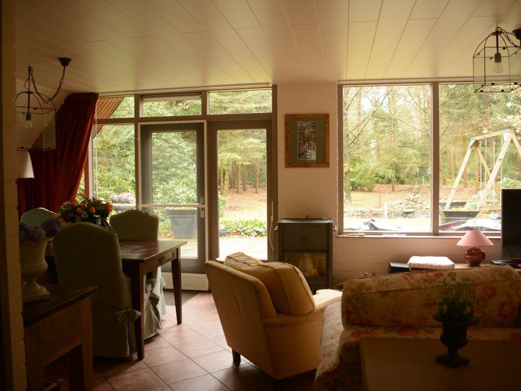 Hauszimmer met Stufe