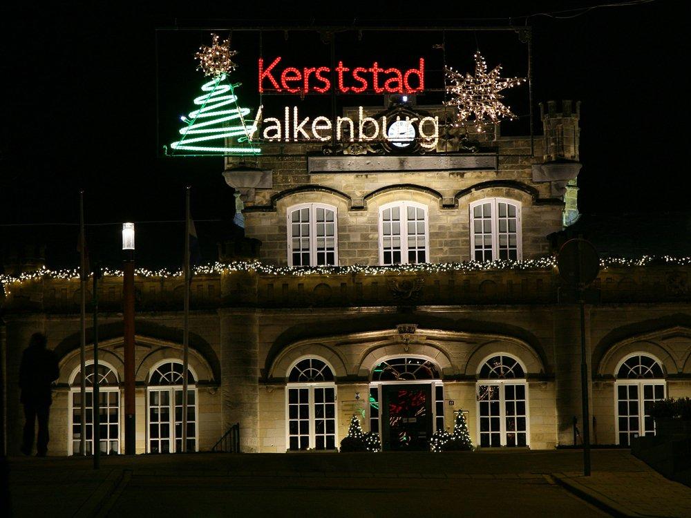Kerststad Valkenburg aan de Geul